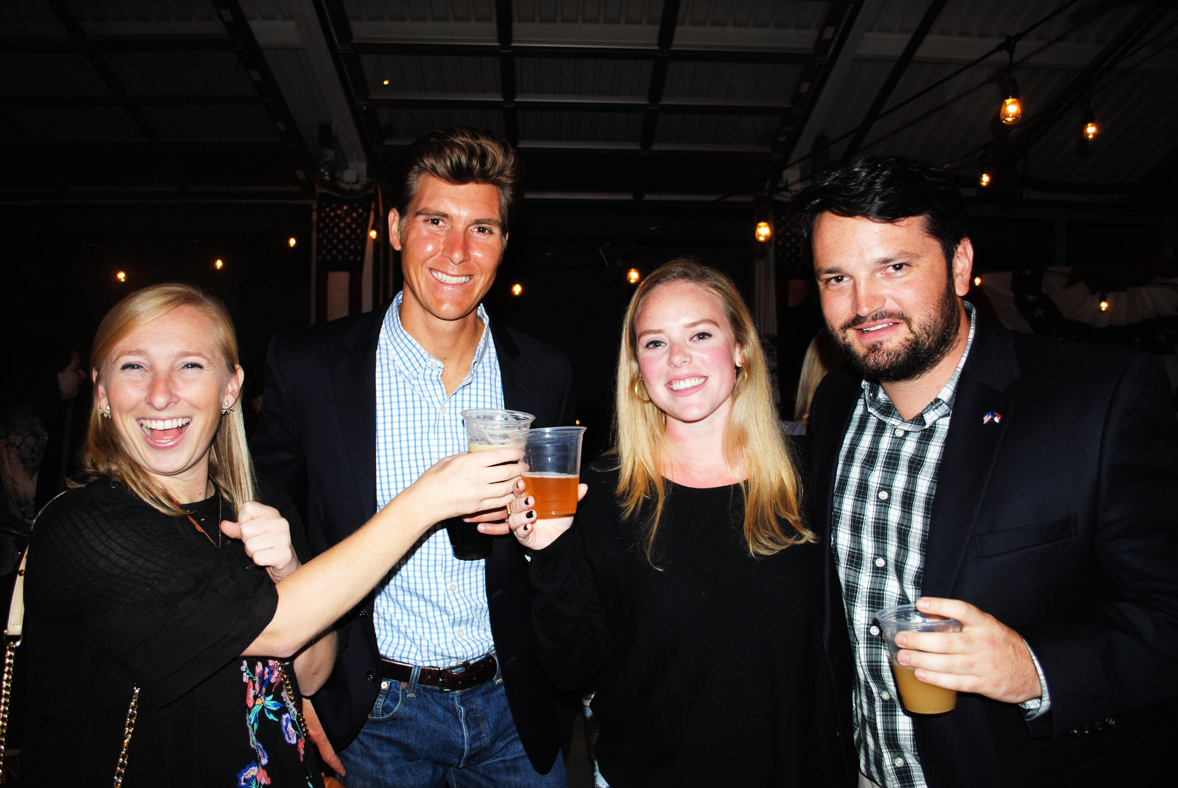 Young Associates Fall Party