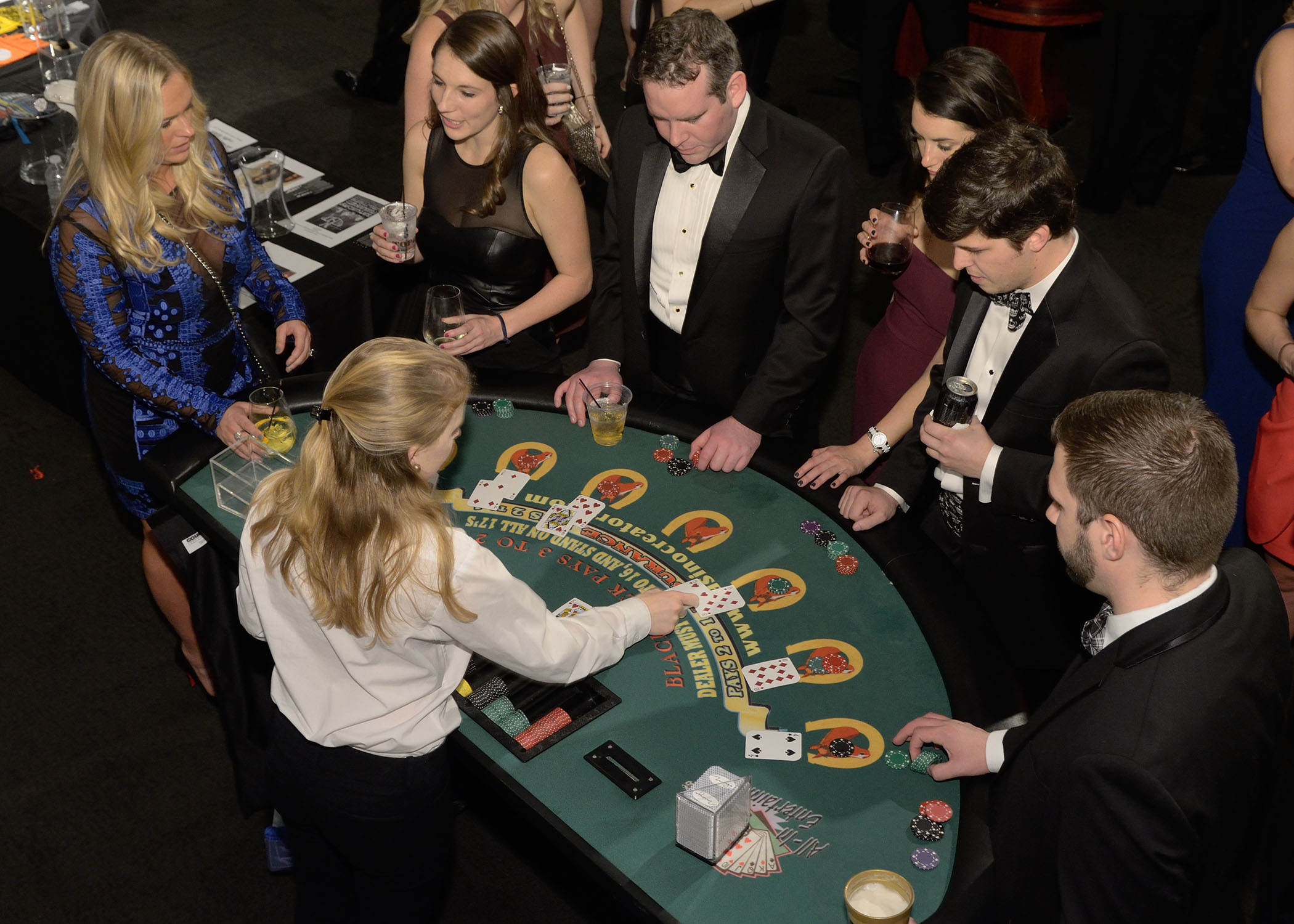 Young Associates Casino Night
