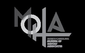 NC Shaped MOHA Logo