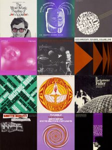 Album Covers from Smithsonian Folkways Recordings
