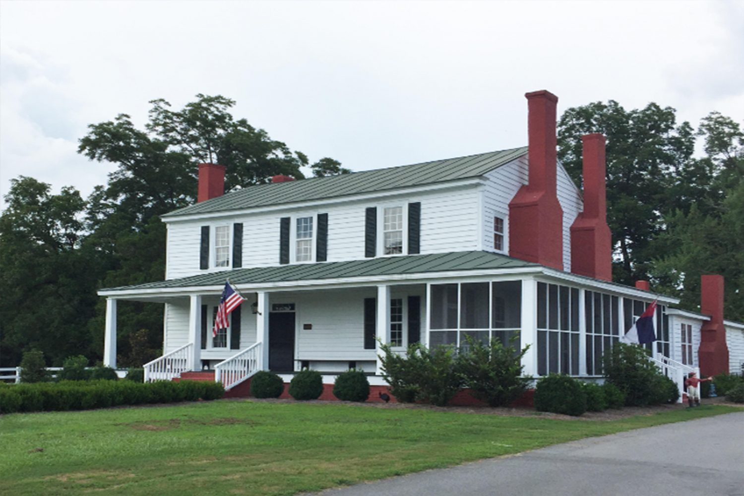 May Lew Historic Home