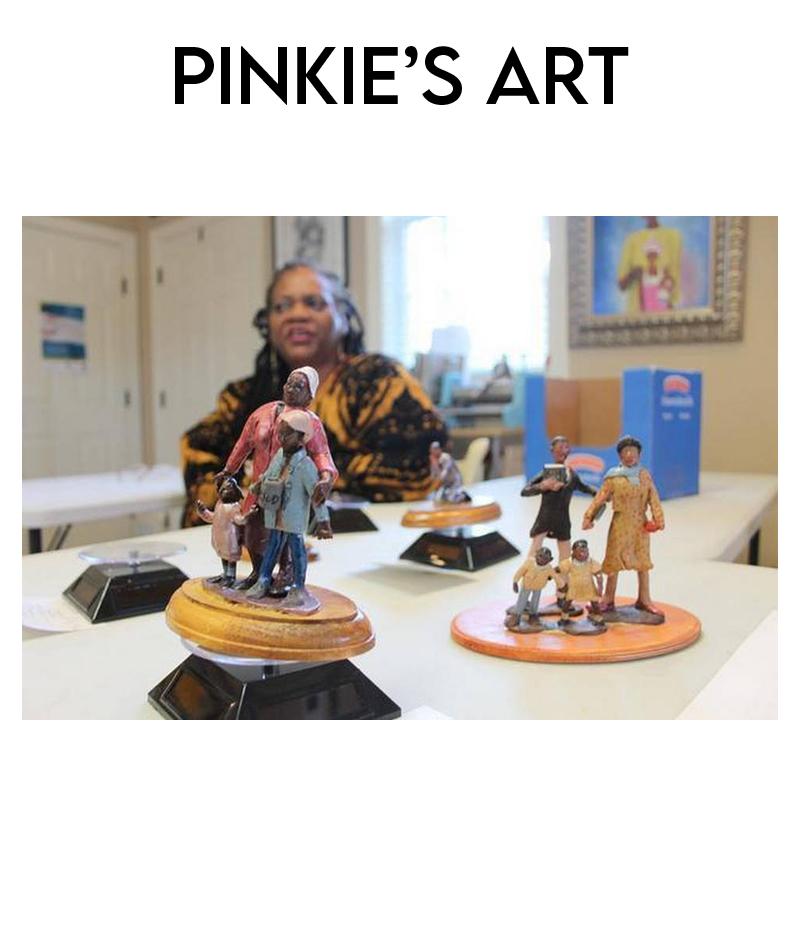 Pinkie's Art